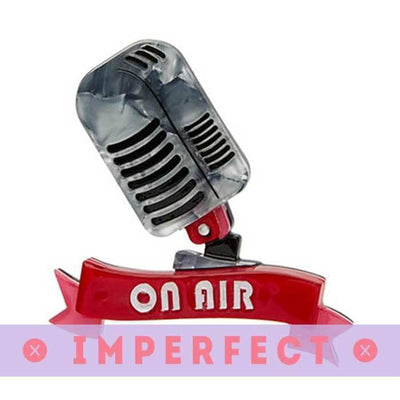 On Air Brooch (IMPERFECT)