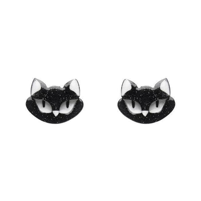 Carla Cat Earrings