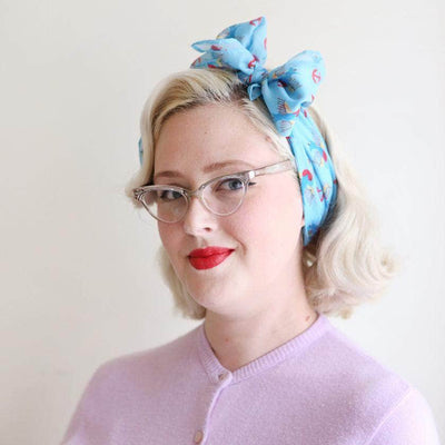 Betty Jo Sparrow Head Scarf