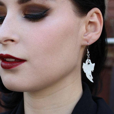 Be Our Ghost Earrings