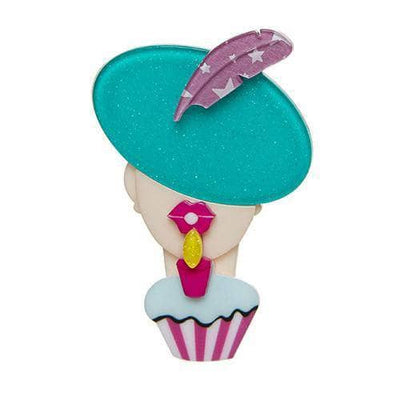 Erstwilder - Birthday Chic Brooch - 1