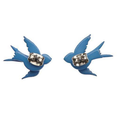 Erstwilder - Blue Bayou Earrings - 4