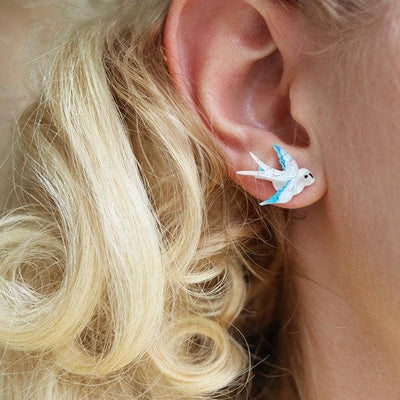 Blue Bayou Earrings