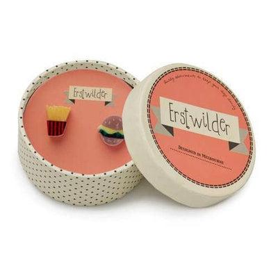 Erstwilder - Burger and Fries Earrings - 2