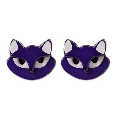 Erstwilder Carla Cat Earrings E5673-5000