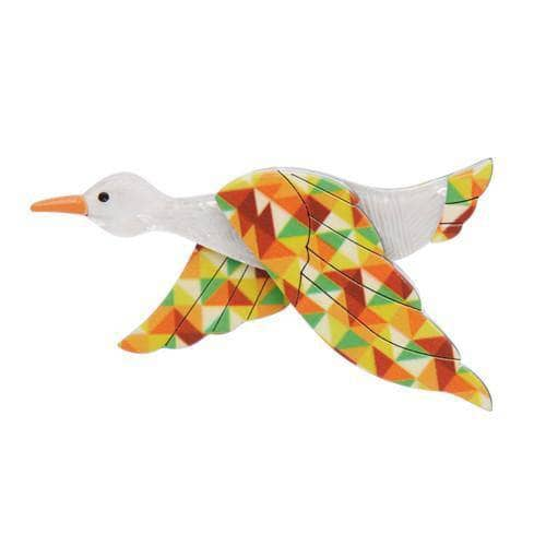 Erstwilder - Dancing Duck Brooch - 1