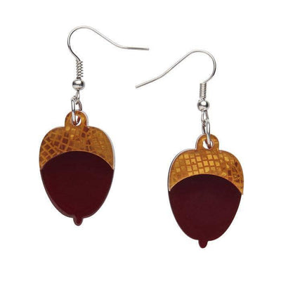 Erstwilder Fallen Acorns Earrings E6553-9000