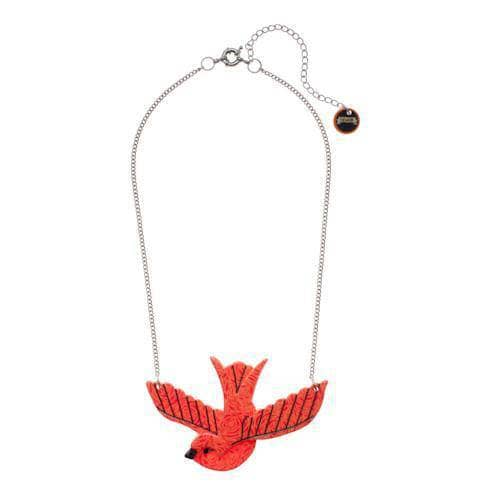 Erstwilder - Flying with Fifi  Necklace - 1