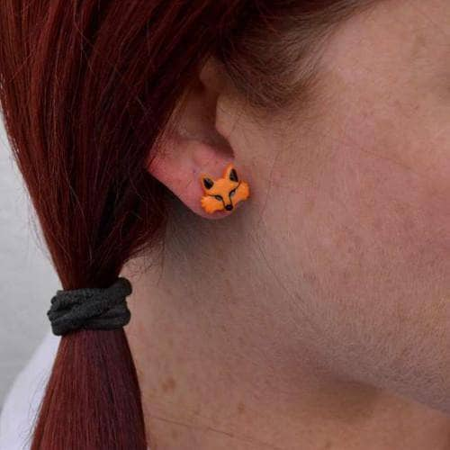 Erstwilder - Foxy Earrings - 2
