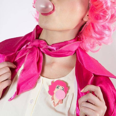 Fun Lovin' Frenchy Brooch