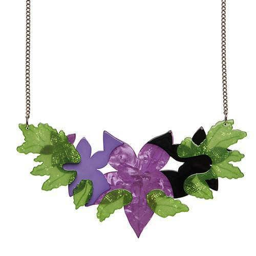 Erstwilder - Gloriosa Bluebell  Necklace - 4