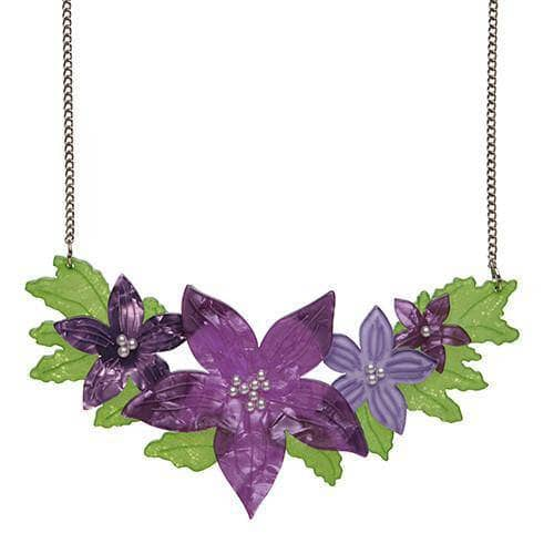 Erstwilder - Gloriosa Bluebell  Necklace - 1