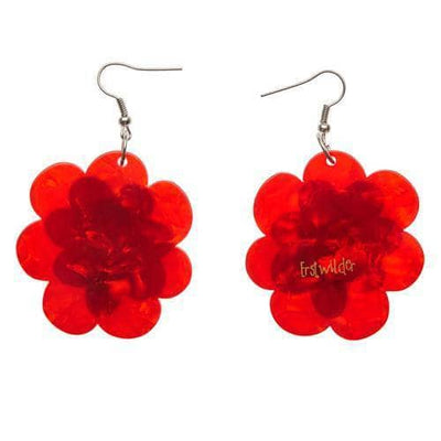 Erstwilder - Helen's Humming Flowers Earrings - 4