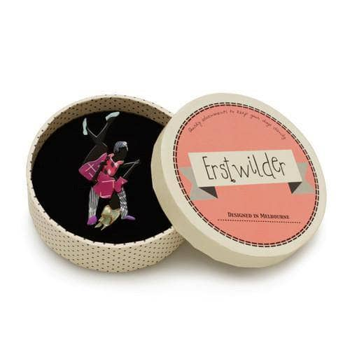 Erstwilder - Jack Rabbit Slims Brooch - 3