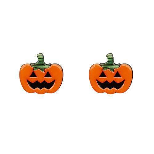 Erstwilder - Jacks 'O Lantern Earrings - 1