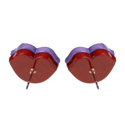 Erstwilder - Kiss and Tell Earrings (IMPERFECT) - 4