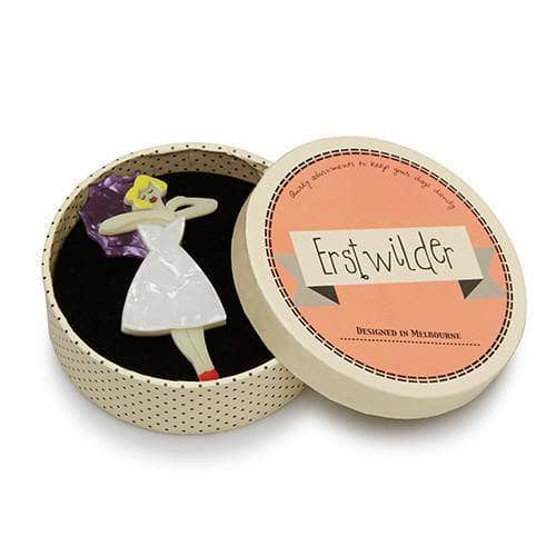 Erstwilder - Married to Marilyn Brooch - 2