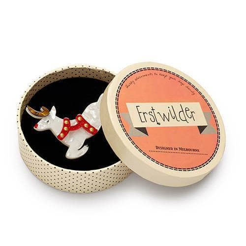 Erstwilder - Now, Prancer Brooch - 4