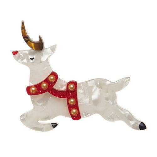 Erstwilder - Now, Prancer Brooch - 1