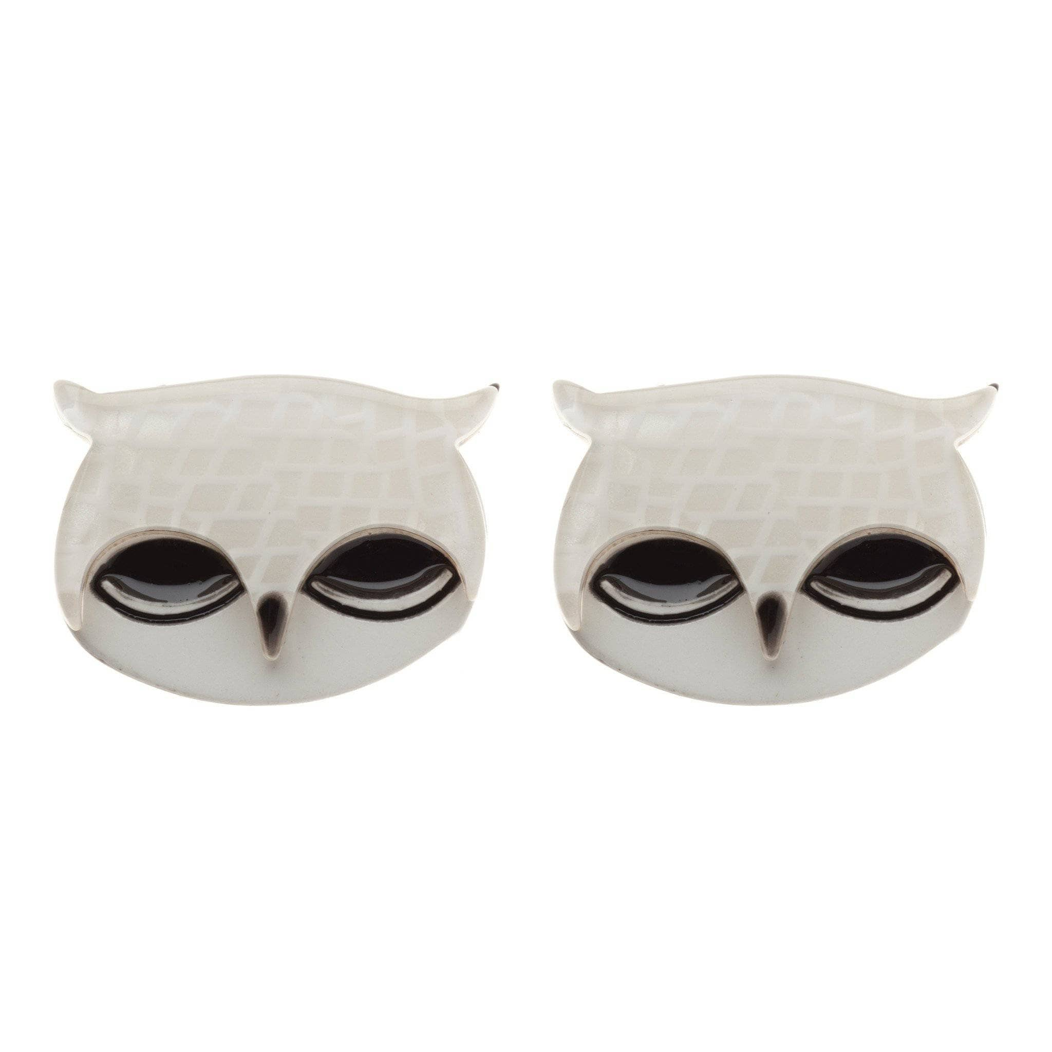 Erstwilder - Oksana Owl Earrings - 1