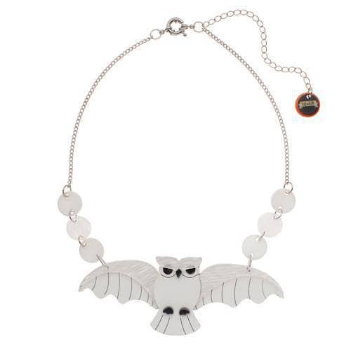 Erstwilder - Oscar the Owl Oracle  Necklace - 1