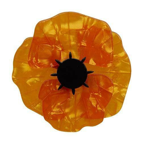 Erstwilder - Poppy Field Brooch - 1
