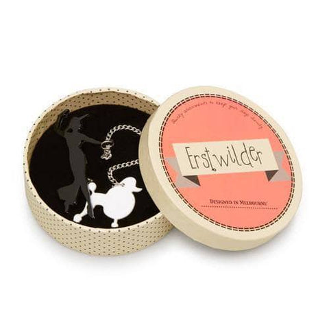 Erstwilder - Posh and Pooch Brooch - 1