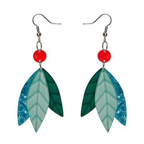 Erstwilder - Prehistoric Drops Earrings - 1