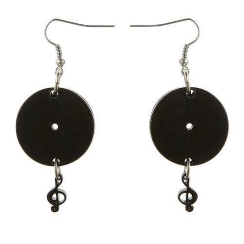 Erstwilder - Record Drop Earrings - 3