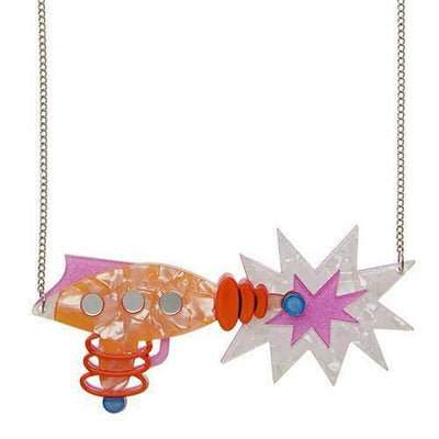 sale Roxy's Ray Gun  Necklace (IMPERFECT) IP-N6077-6350