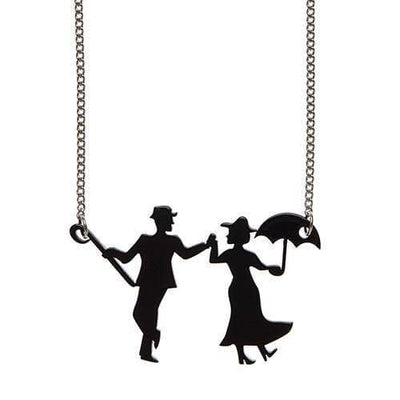 Erstwilder - Singing in the Rain  Necklace - 4