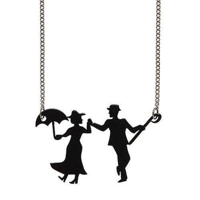 Erstwilder - Singing in the Rain  Necklace - 1