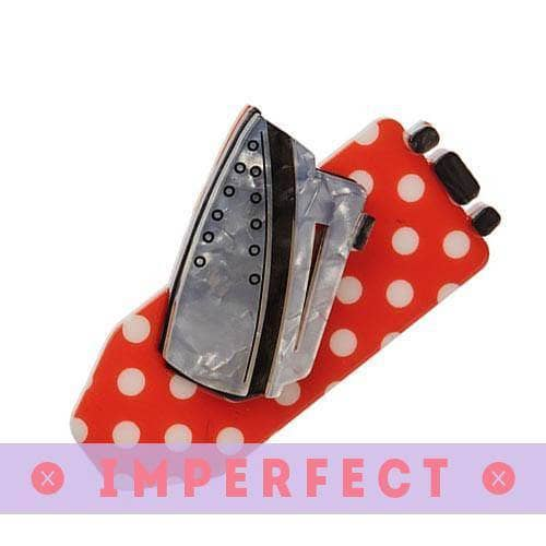 Erstwilder - Smooth Operator Brooch (IMPERFECT) - 1