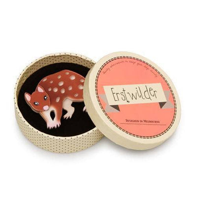 Erstwilder - Spotty the Quoll Brooch - 2