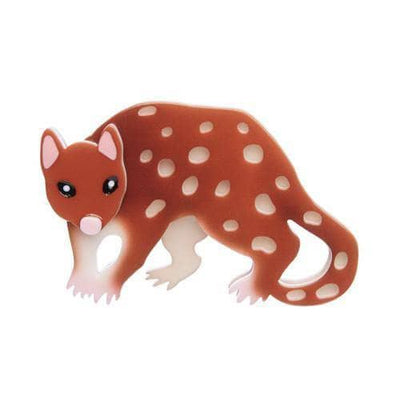 Erstwilder - Spotty the Quoll Brooch - 1