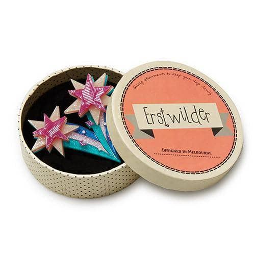 Erstwilder - Star Burst Brooch - 3
