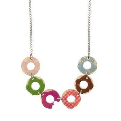 Erstwilder - Sugar Bagel Bunch  Necklace - 1