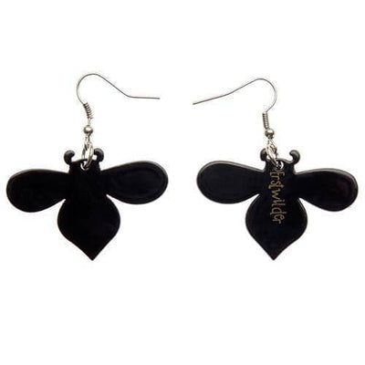 Erstwilder - Sweet Honey Bee Earrings - 4