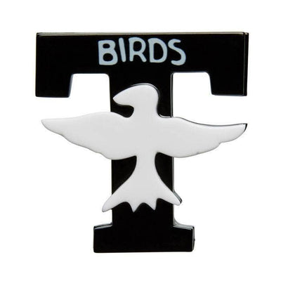 T-Birds Brooch (IMPERFECT)