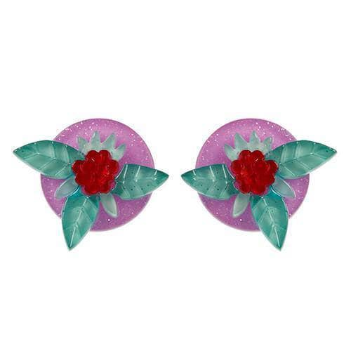 Erstwilder - The Big Bloom Earrings - 1