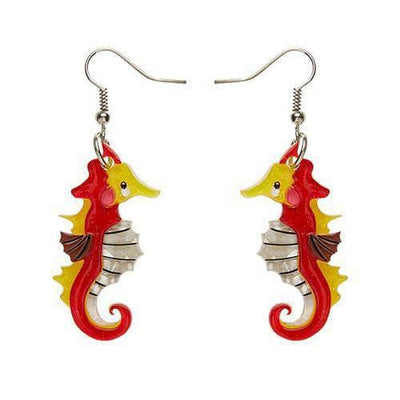 Erstwilder - The Ocean Trotter Earrings - 1