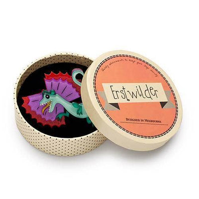 Erstwilder - Thrill Neck Brooch - 3