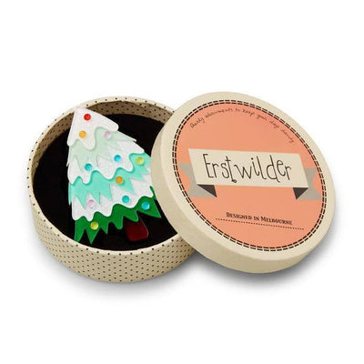 Erstwilder To Be Jolly Brooch BH6621-4080