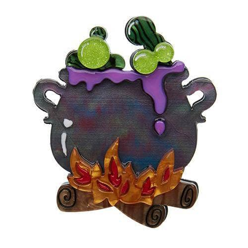 Erstwilder - Toil and Trouble Brooch - 1