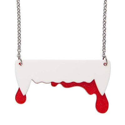 Erstwilder Vampire's Kiss  Necklace N6590-8010