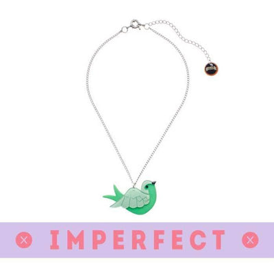 Anouk's Lost Letter Necklace (IMPERFECT)