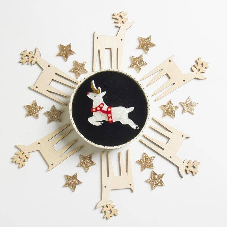 Erstwilder - Now, Prancer Brooch - 3
