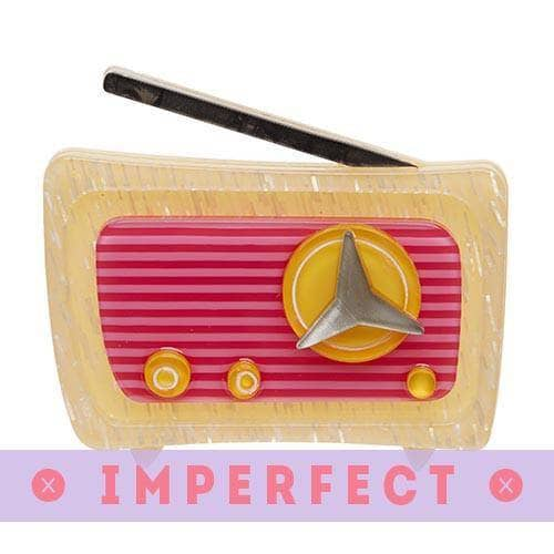 Erstwilder - Radio Shack Brooch (IMPERFECT) - 1
