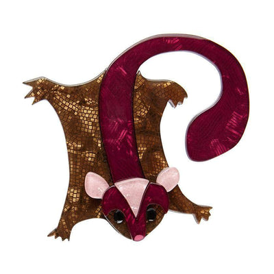 Saba Sweet Sugar Glider Brooch