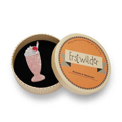Erstwilder Shake Rattle and Roll! Brooch BH5778-2200